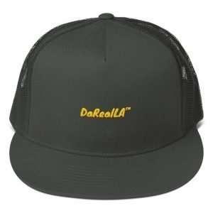 Mesh Back Snapback – DaRealLA™
