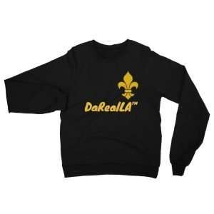 Unisex California Fleece Raglan Sweatshirt – DaRealLA™