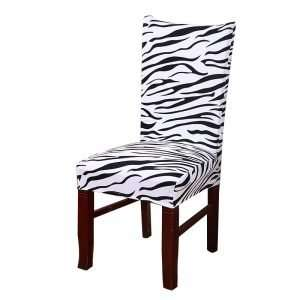 Colorful Patterned Chair Covers