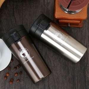 High Quality Vacuum Stainless Steel Coffee Thermomug