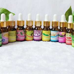 Water-Soluble Aroma Essential Oils