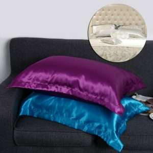 Luxury Silk Bed Pillow Case