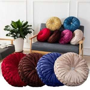 Luxurious Velvet Decorative Pillow