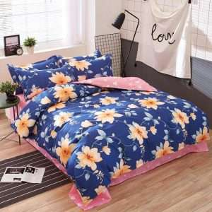 Pastoral Style Bedding Set