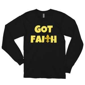 Long Sleeve T-shirt – Got Faith