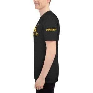 Unisex Tri-Blend Track Shirt – WD4L (Whodat 4 Life)