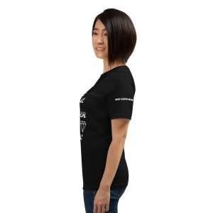 Short-Sleeve Unisex T-Shirt – Leave a Little Sparkle