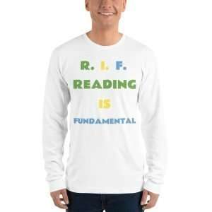 SoSuthern⚜️™ Long Sleeve T-Shirt – Reading Is Fundamental