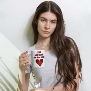 My Valentine's Day Mug