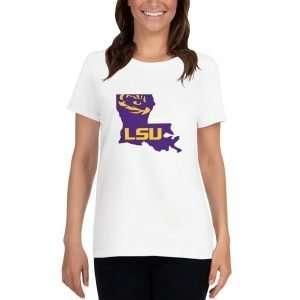 Sassy Sister Bling™ Be A Tiger – Women's Short Sleeve T-shirt