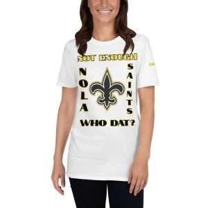 NOLA Saints-Short-Sleeve Unisex T-Shirt