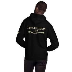 Who Dat NOT ENOUGH – Unisex Hoodie