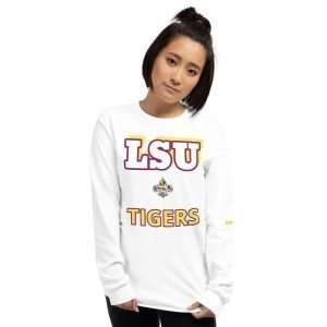 LSU Tiger Long Sleeve Shirt
