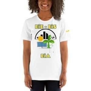 Everything Is Solar™ EiE – EiS – EiA™ Short-Sleeve Unisex T-Shirt