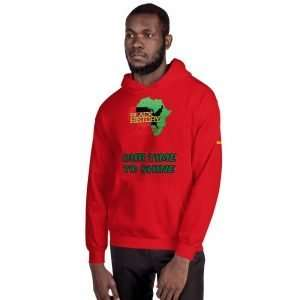 Lue's House Celebrating Black History – Unisex Hoodie