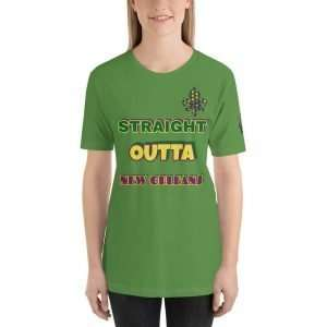SoSuthern⚜️™ Straight Outta New Orleans Unisex T-Shirt