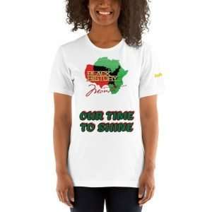 Lue's House Celebrating Black History – Short-Sleeve Unisex T-Shirt