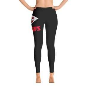 Lue's House™ Chiefs Kingdom Leggings